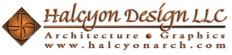 Halcyon full logo ad